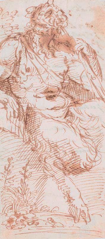 neznámý malíř boloňský – Faun