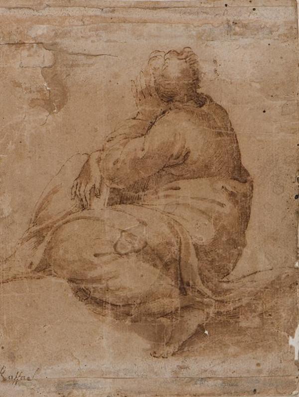 Santi Raffael - podle - Apoštol