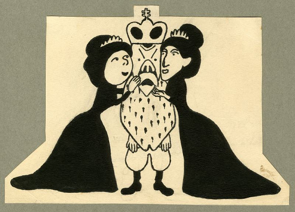 František Gellner - Křest sv. Vladimíra  IX