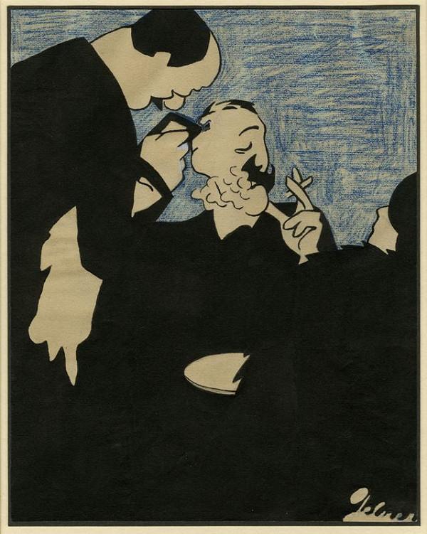 František Gellner – Karikatura II.