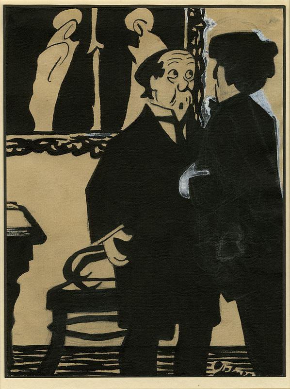 František Gellner – Karikatura III.