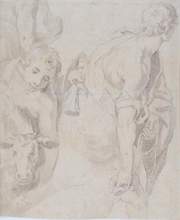 Federico Fiori zv. il Barocci - podle - Pastýři
