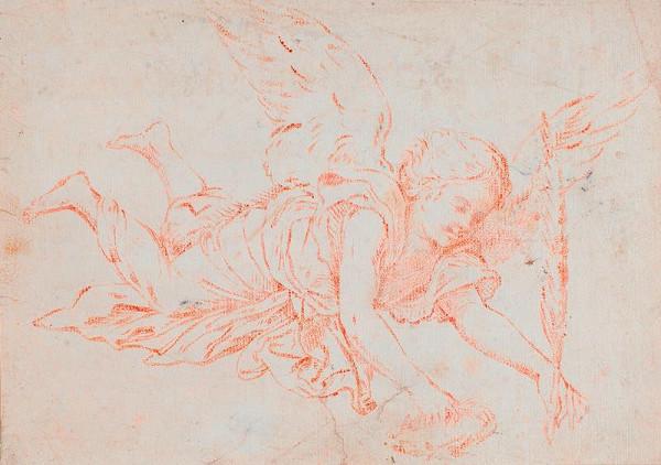 Domenico Zampieri zv. Domenichino - podle - Letící anděl