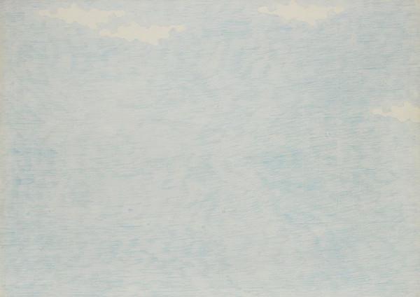 Eva Kmentová – Bez názvu (Mráčky)