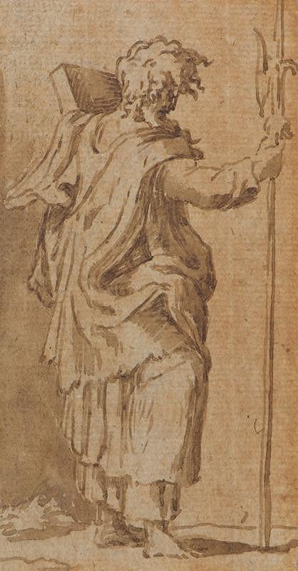 Francesco Mazzola zv. Parmigianino - podle – Sv. Matouš