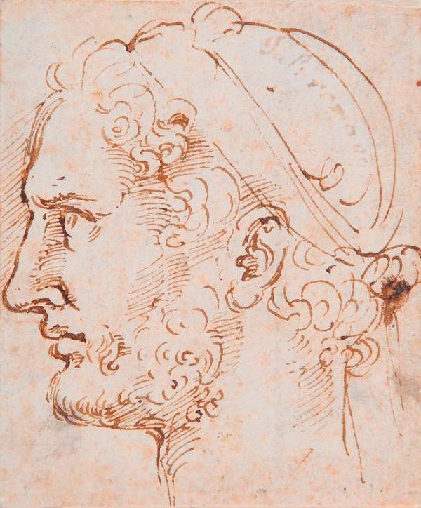 Giulio Pippi zv. Giulio Romano - podle - bez názvu