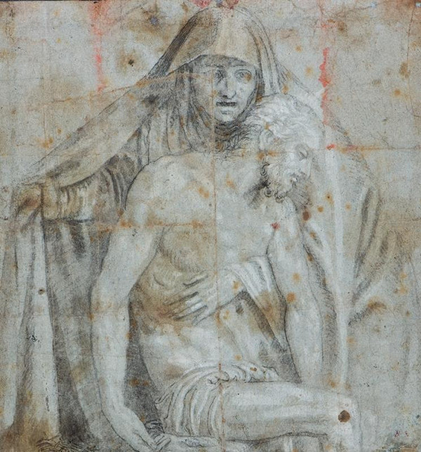 neznámý - Pieta