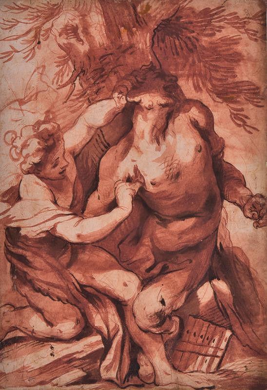 Johann Christoph Storer (?) - Marsyas