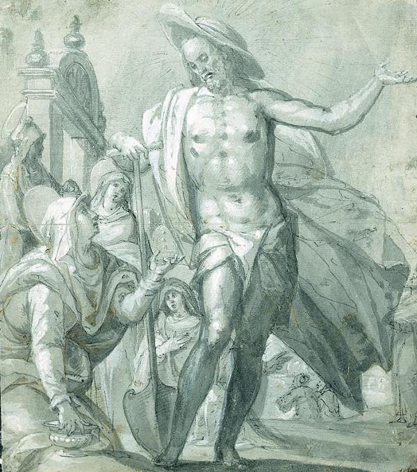 Caspar Fraisinger – Kristus zahradník