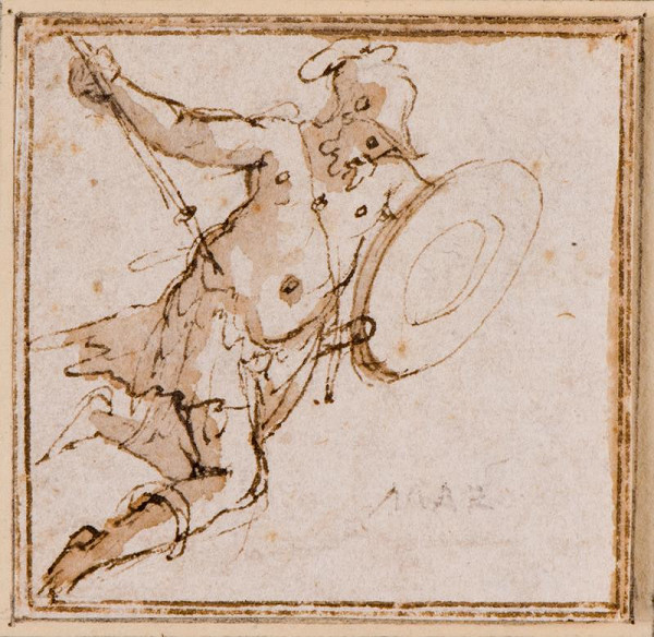 Giorgio Vasari – Mars