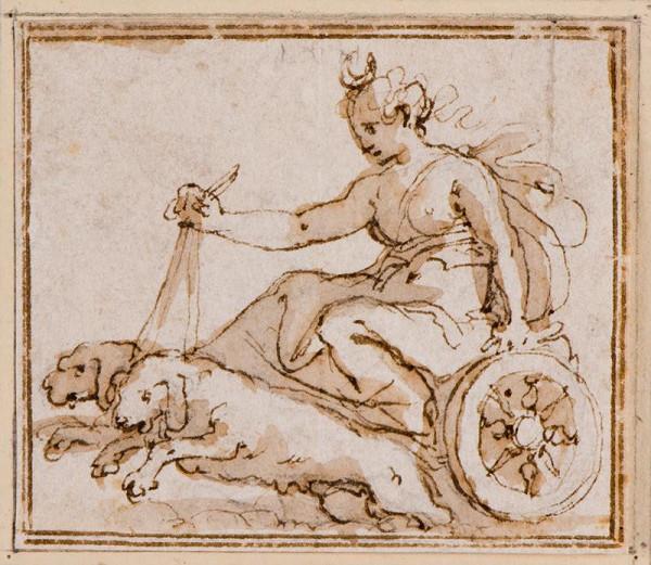 Giorgio Vasari - Diana