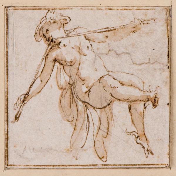 Giorgio Vasari – Merkur