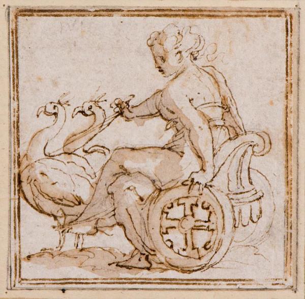 Giorgio Vasari - Juno