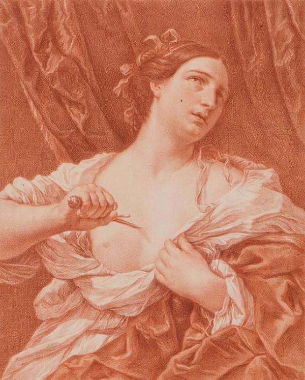 Gaetano Savorelli – Lukrécie (podle Guida Reniho)