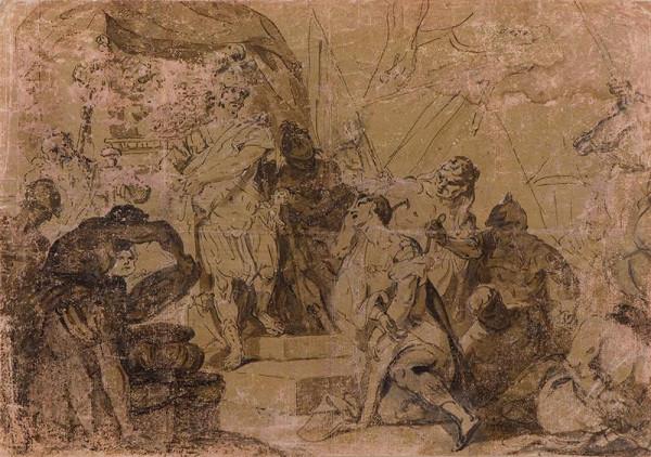 Nicola Marcola (?) – Pompeius v Hispánii