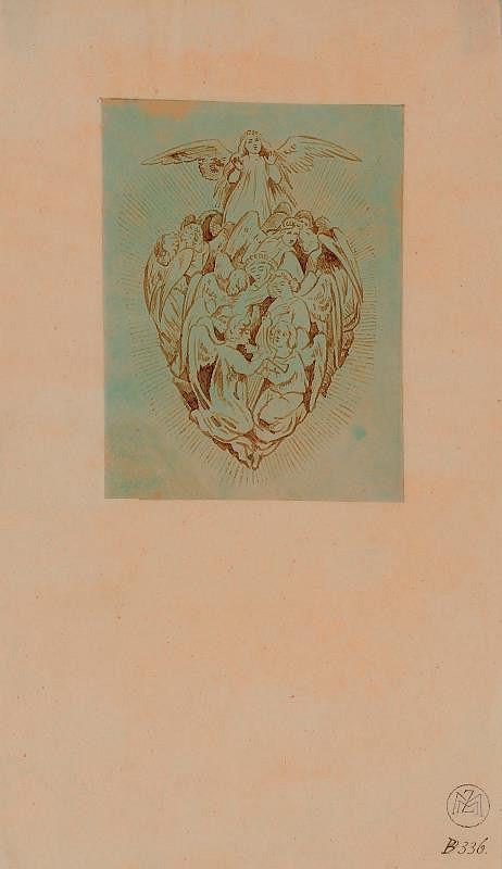Mořic (Mauritz) Vilém Trapp – Srdce páně