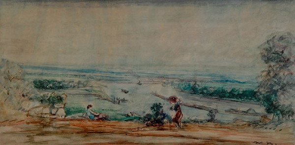 Vilém (Willi) Nowak – Voraři na řece