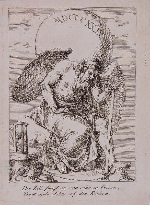 Josef Winterhalder I. (Winterhalter) – Anděl strážný (Alegorická postava)