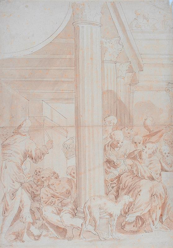 Paolo Veronese - podle – Obdarování
