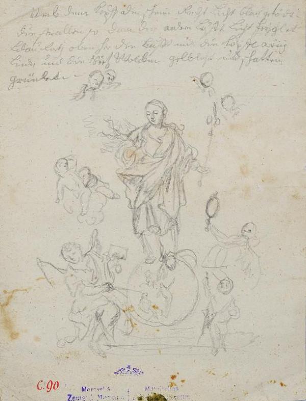 Judas Thaddeus Supper - P.Maria