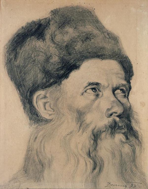 František Bohumír Zvěřina - Hlava Rusína