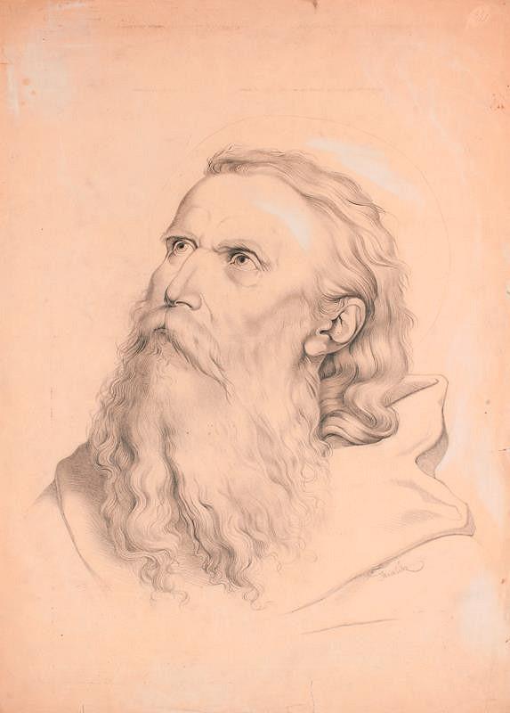 František Tkadlík (Kadlik) – Hlava světce