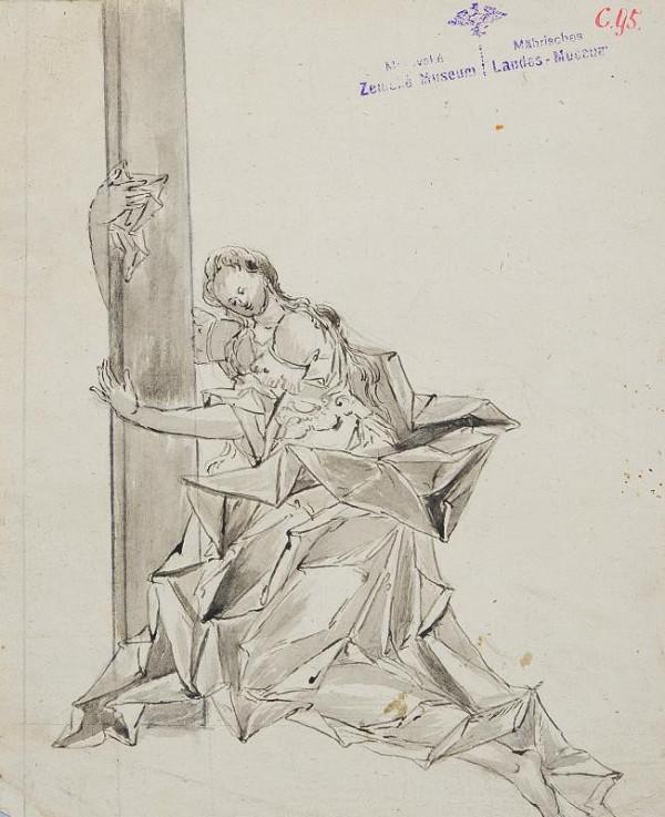 Judas Thaddeus Supper - P.Maria pod křížem