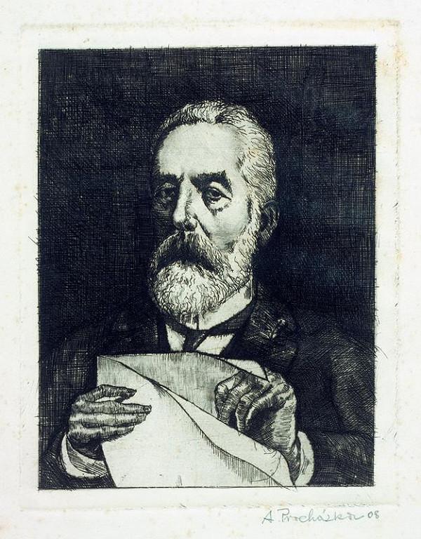 Antonín Procházka - Podobizna muže