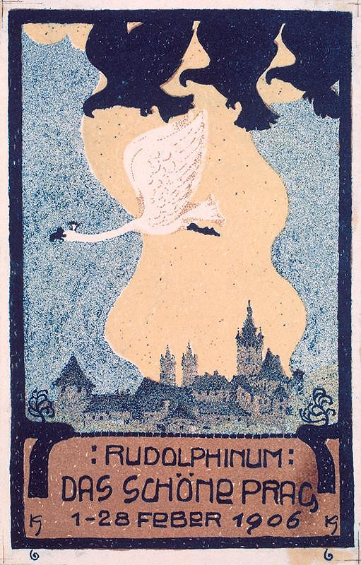 Jan Konůpek - Rudolphinum - das schone Prag