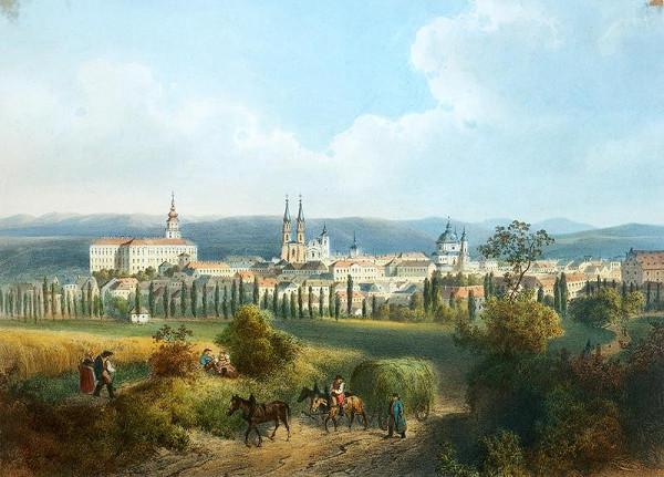 August Haun – Kroměříž  -  celkový  pohled