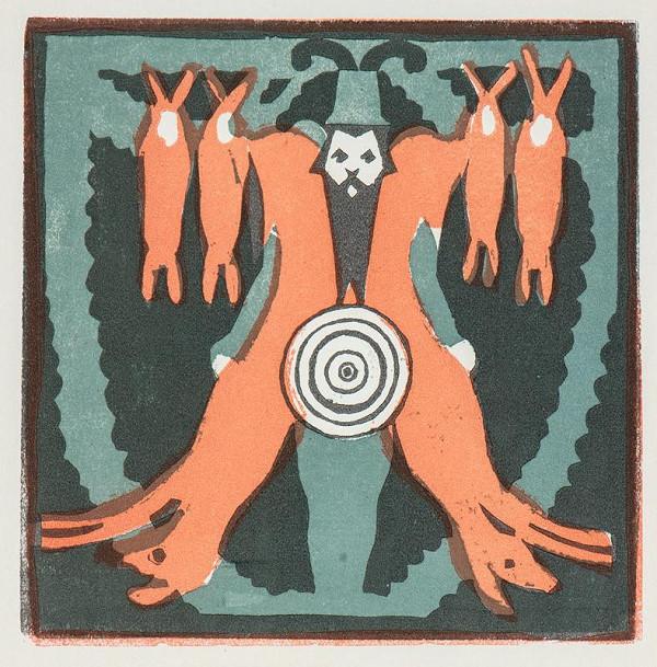 Minka (Vilemína) Podhajská - Měsíce