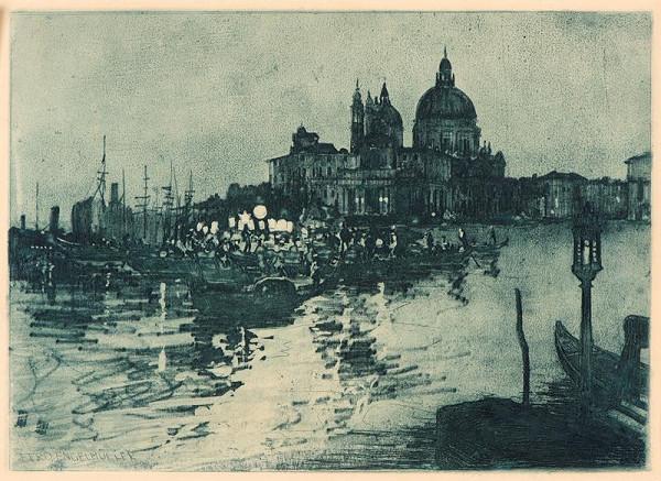 Ferdinand Engelmüller – Benátky