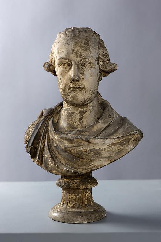 neznámý sochař rakouský – Leopold II. Habsburský?