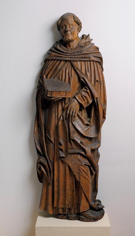 Anton Pilgram - Sv. Petr mučedník