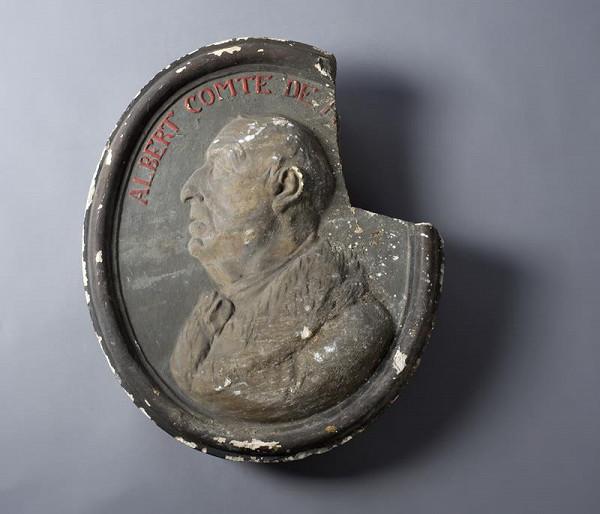 neznámý sochař - Podobizna hraběte Alberona z Hodic