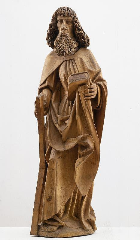 neznámý řezbář moravský – Sv. Ondřej z Rajhradu