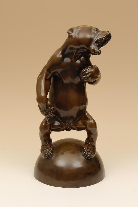 Franz Barwig - Tančící medvěd