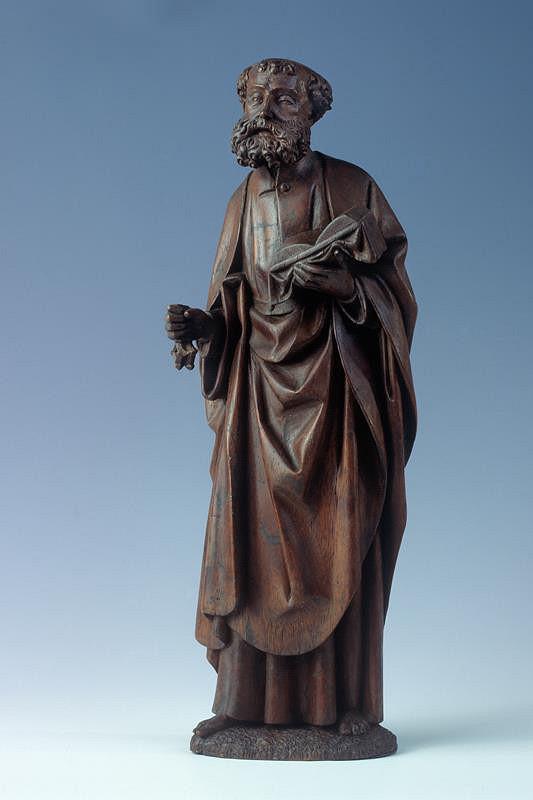 neznámý řezbář nizozemský - Svatý Petr