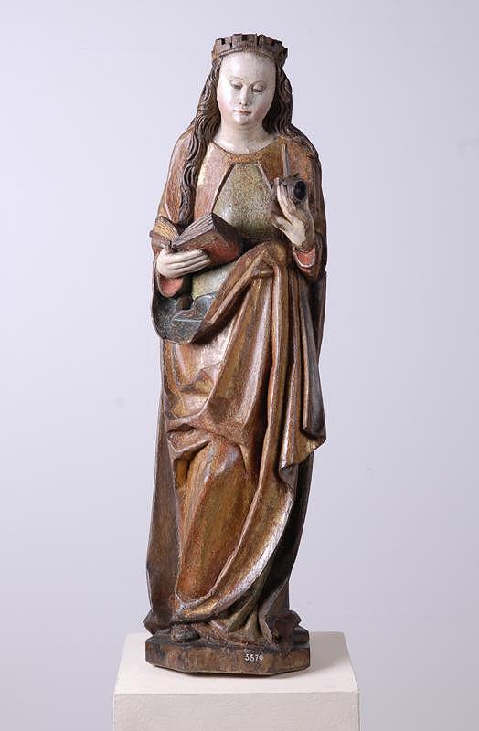 Kašpar Schick - okruh – Sv. Kateřina