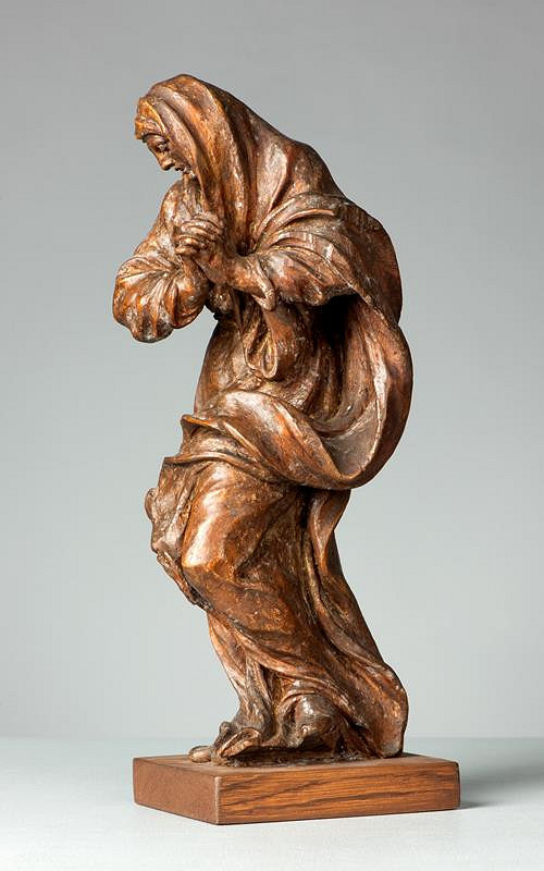 neznámý sochař vídeňský – P. Marie Bolestná