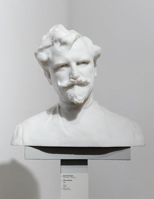 Karel Korschann - Alfons Mucha