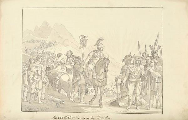 František (Franz) Richter – Stěhování národů