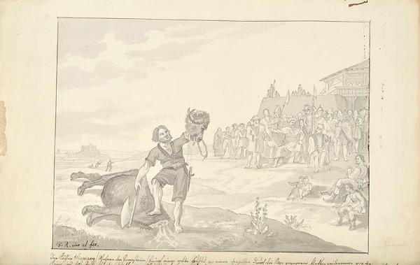František (Franz) Richter - Věnava, předek Pernštejnů