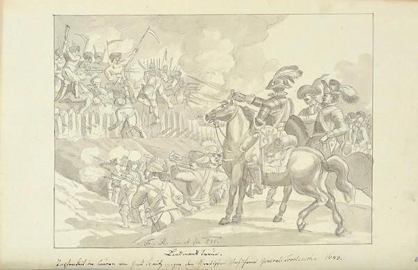 František (Franz) Richter - Torstenson a Seničtí