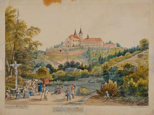 František (Franz) Richter - Vranov u Brna