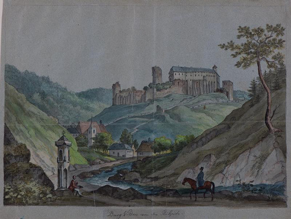 František (Franz) Richter – Bítov