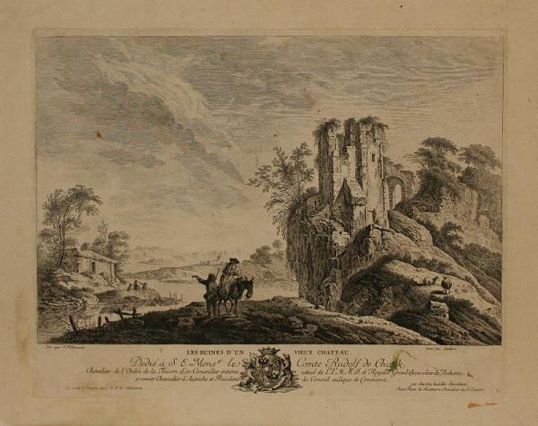 Ferdinand Landerer – Krajina s ruinou