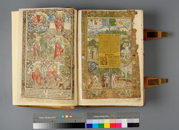 neznámý autor, Jiří Melantrich z Aventýna – Melantrichova bible (3. vydání)