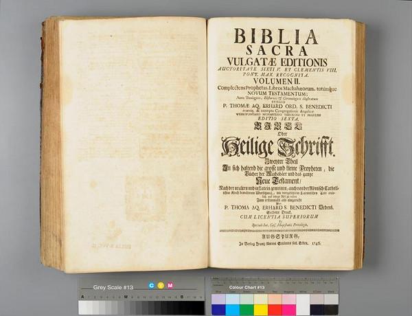 neznámý autor, Veith Martin - Biblia Sacra Vulgatae editionis