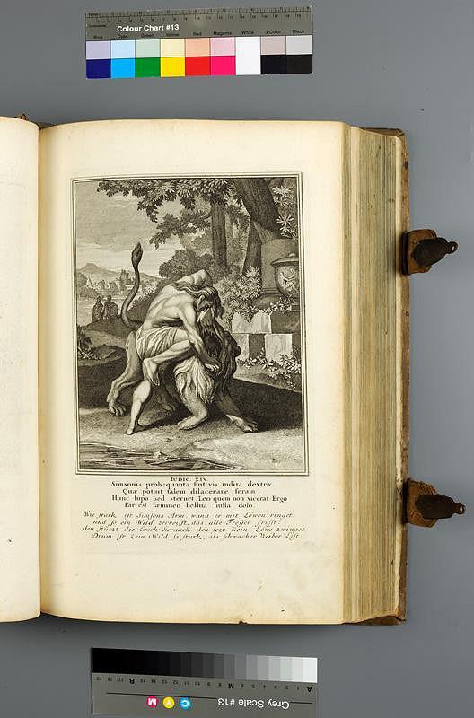 Christoph Weigel, Caspar Luyken – Historiae celebriores veteris testamenti iconibus repraesentatae